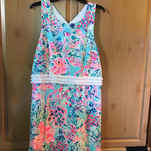 ac9331a8feabfb Arden Shift in Serene Blue Gypsea. M_5b42cacdc9bf50b81a8b6312. Other Dresses  you may like. Lilly Pulitzer ...